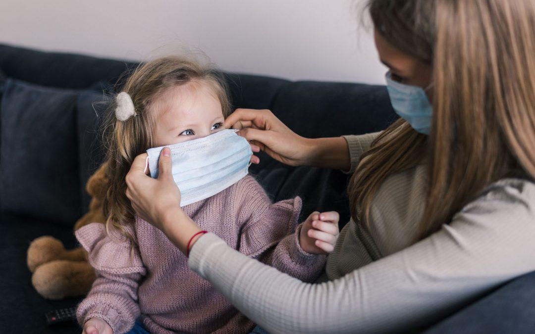 Criança no consultório: paciência com o pequeno paciente