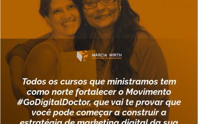 O que é o Movimento #GoDigitalDoctor?