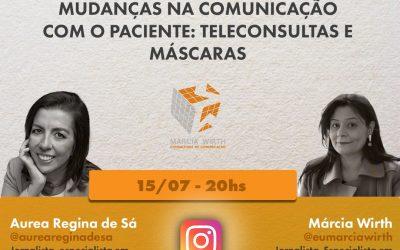 Teleconsultas e máscaras:  comunicação com o paciente em meio à pandemia