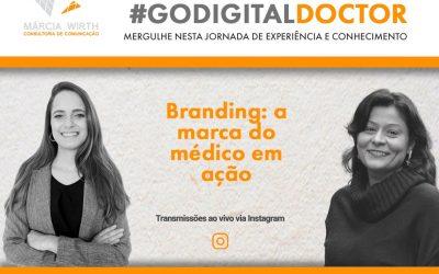 Branding: a marca do médico em ação