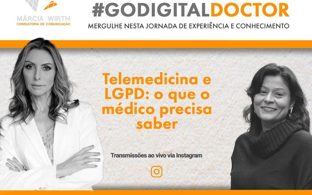 Telemedicina e Proteção de Dados (LGPD)
