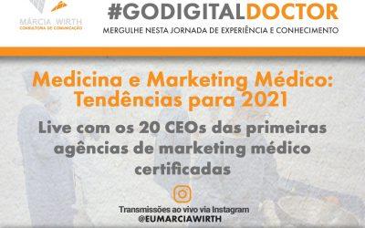 Certificação das agências de marketing médico