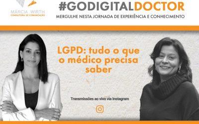 LGPD: tudo o que o médico precisa saber