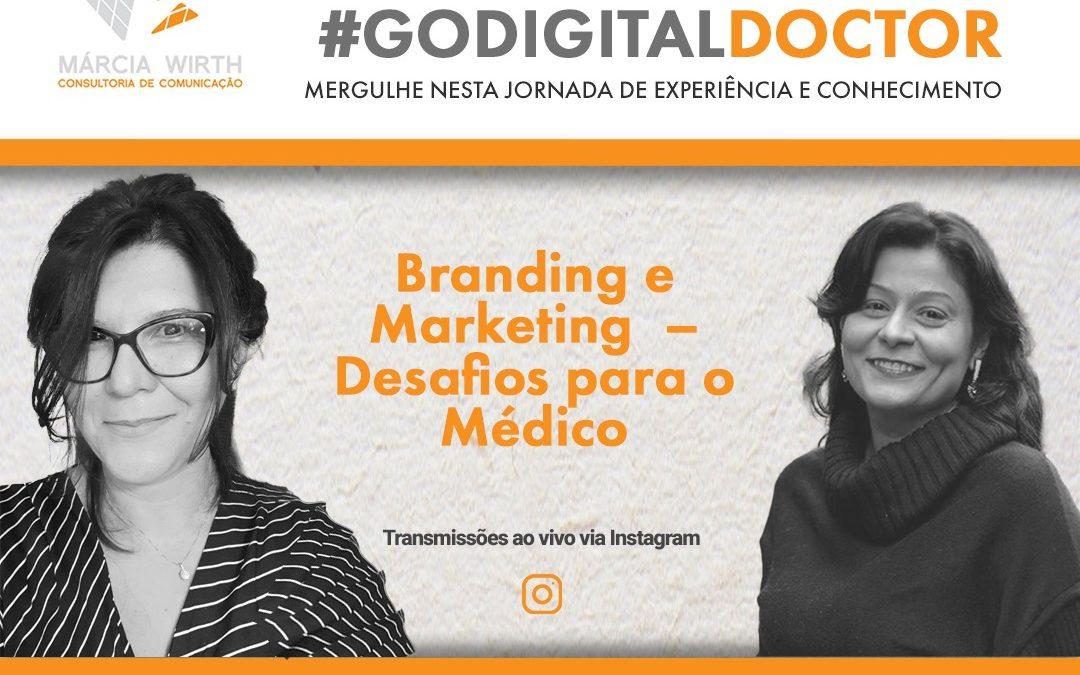 Branding e marketing: desafios para o médico