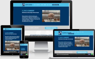 Novo site no ar: Clínica Cukiert