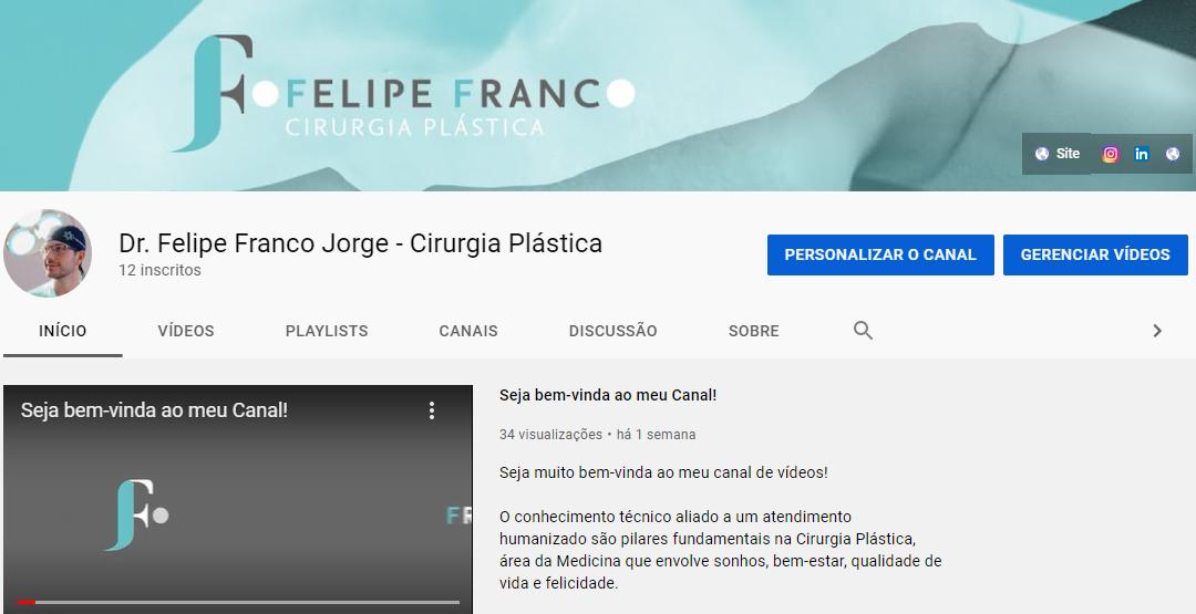YouTube: saiba por que o médico precisa de um canal