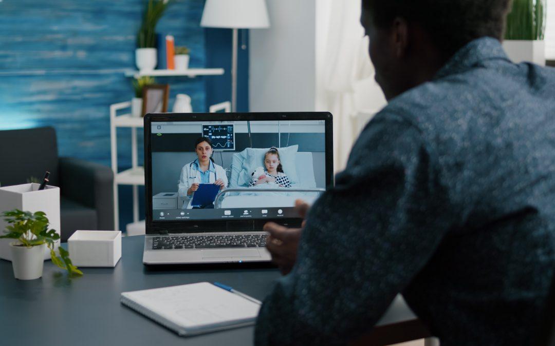 Telemedicina:  conheça o exame físico virtual